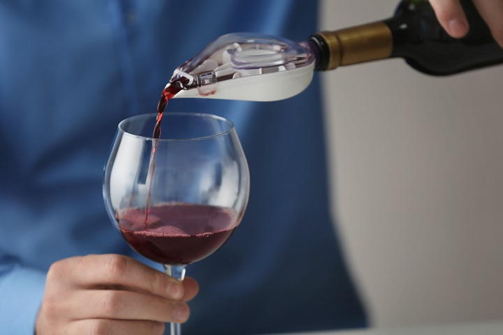 Aerating-Your-Wine